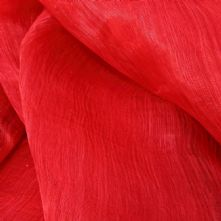 Tomato Red Silk Abaca